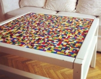 deco table lego